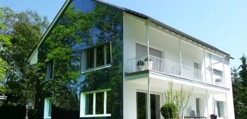 altbausanierung mit hocheffizienter technik. Black Bedroom Furniture Sets. Home Design Ideas
