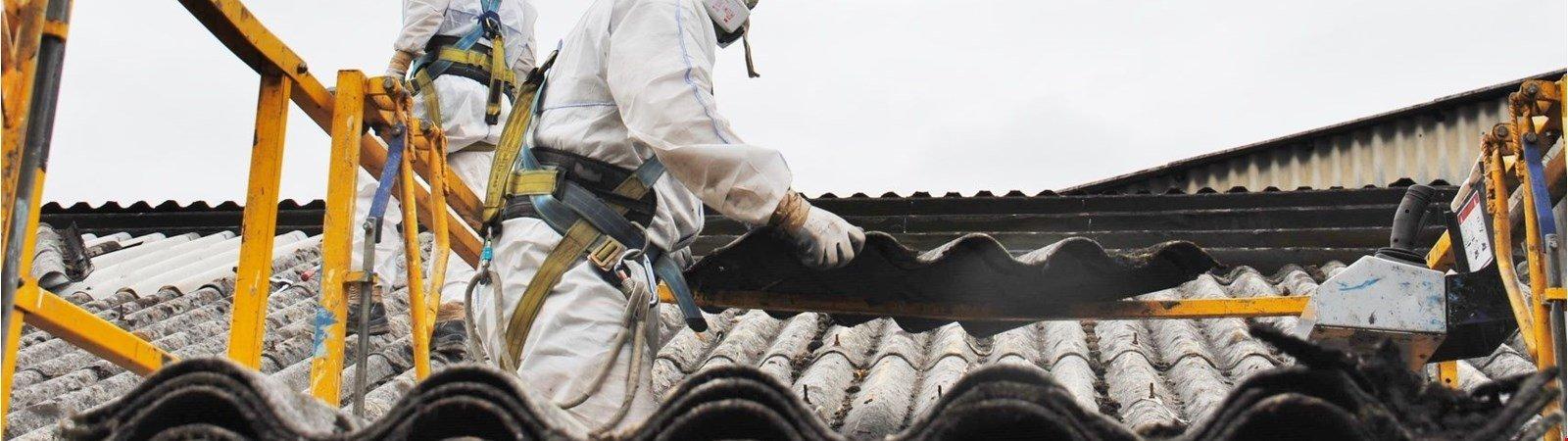 Asbestsanierung: Aufwand, Entsorgung & Kosten