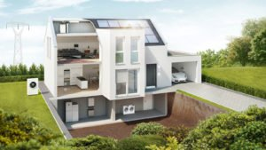 Bosch Energiemanagement House