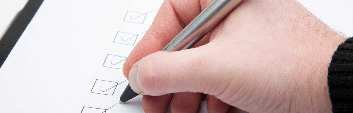 Wärmepumpe Checkliste