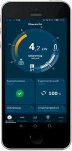 Energiemanager von Bosch