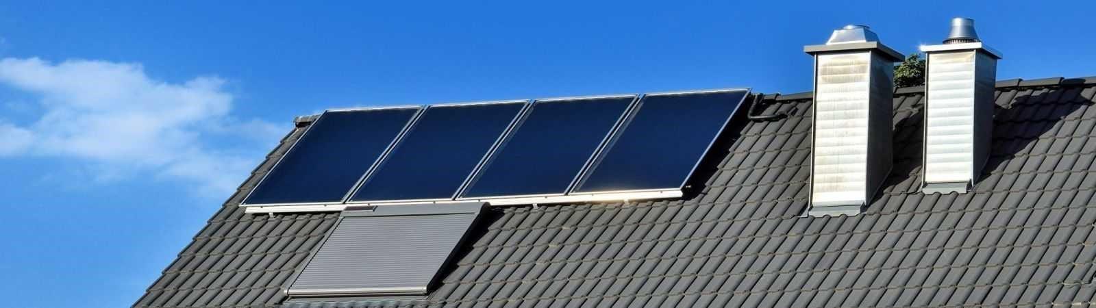 Solar-Ergänzung: Ölheizung mit Solarthermie