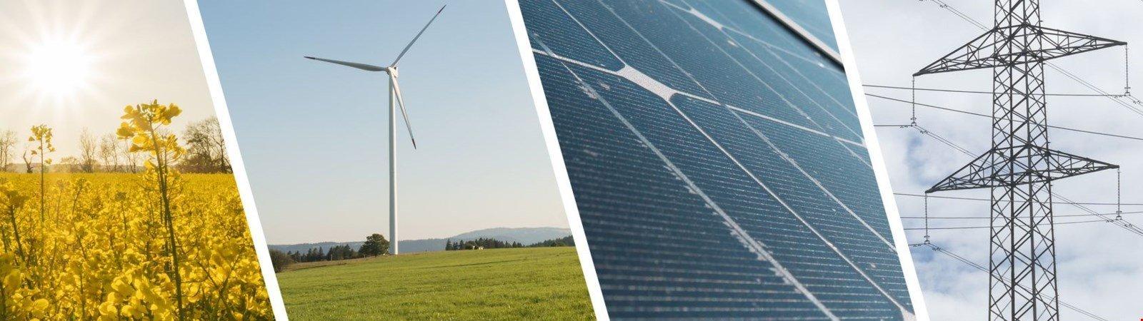 Erneuerbare Energien sind Kern der Energiewende