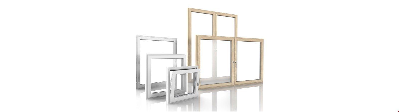 Fensterarten: Verglasung und Rahmenmaterialien