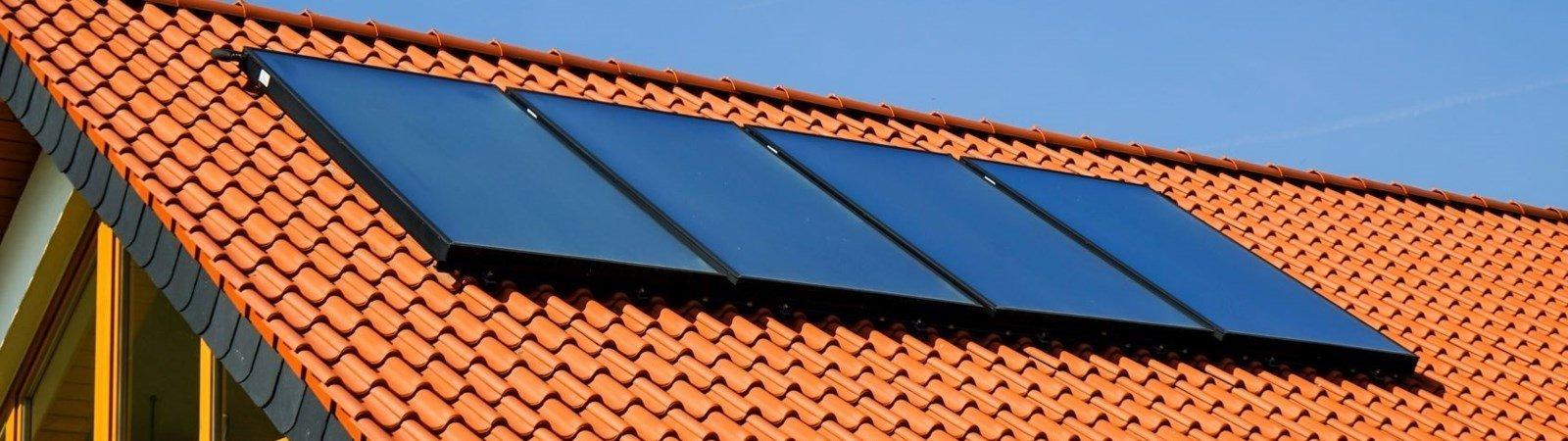 Hybridheizung mit Solarthermie