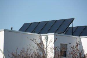 Photovoltaik auf dem Flachdach