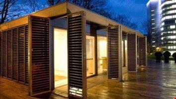 Solardecathlon Haus