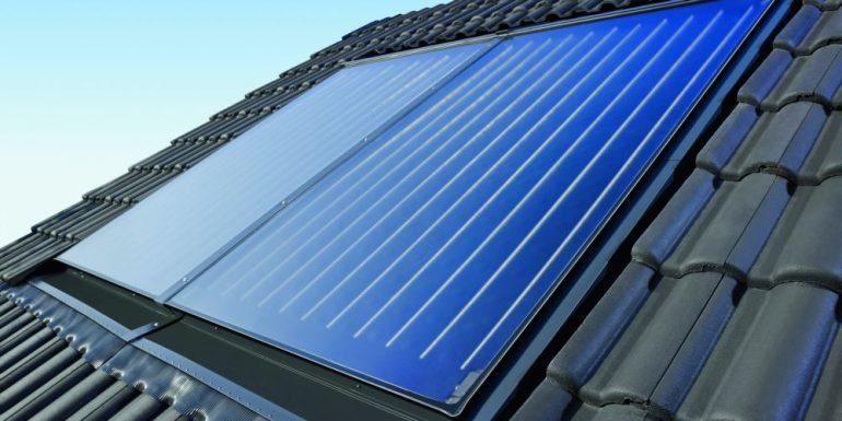 Solarthermie wird immer beliebter