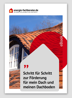 eBook Förderung Dämmung Dach und Dachboden