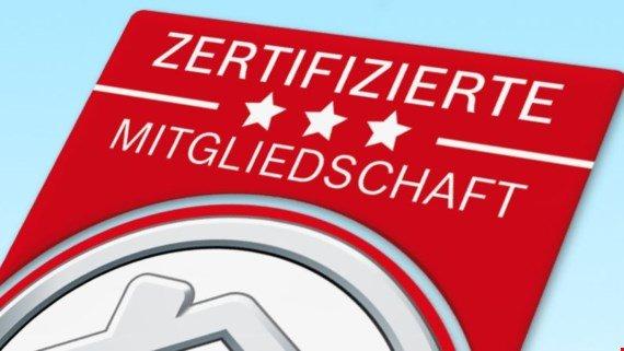 Zertifizierte Mitgliedschaft