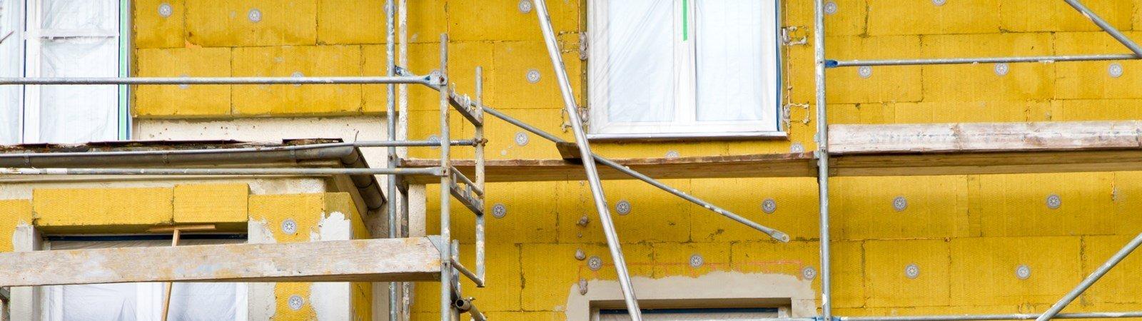 Außenwanddämmung und Fassadendämmung: Methoden, Kosten und Förderung