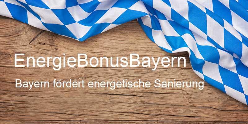 Bayern-Förderung verlängert