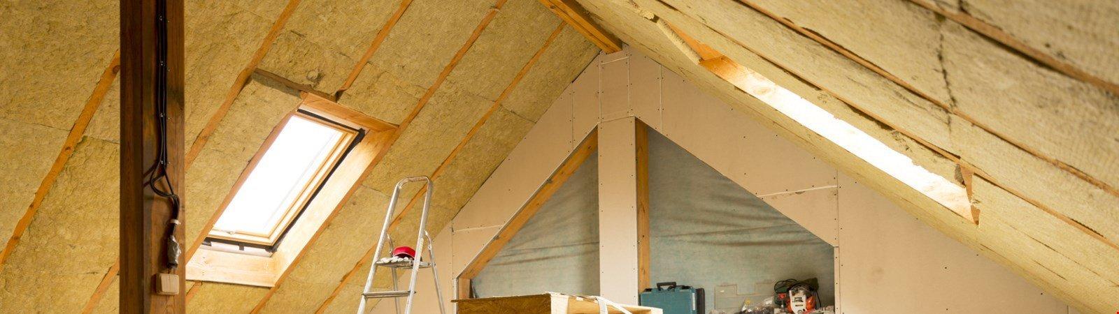 Dachisolierung: Mit dem gedämmten Dach fit für den Winter