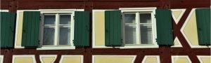 Denkmalschutz Fenster
