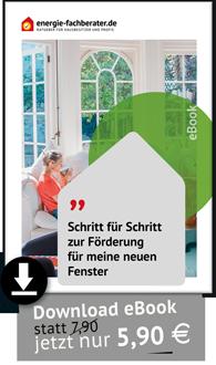 Anleitung Förderung Fenster