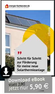Anleitung Förderung Solarthermie