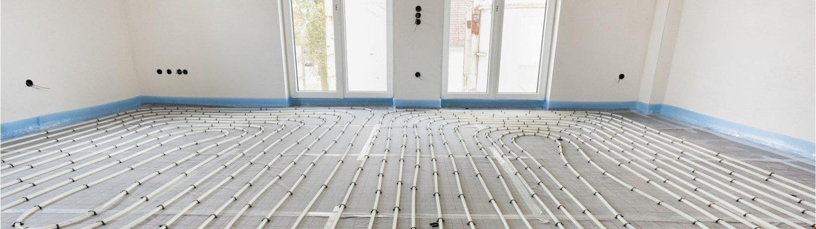 Fußbodenheizung Kosten in der Anschaffung und im Betrieb