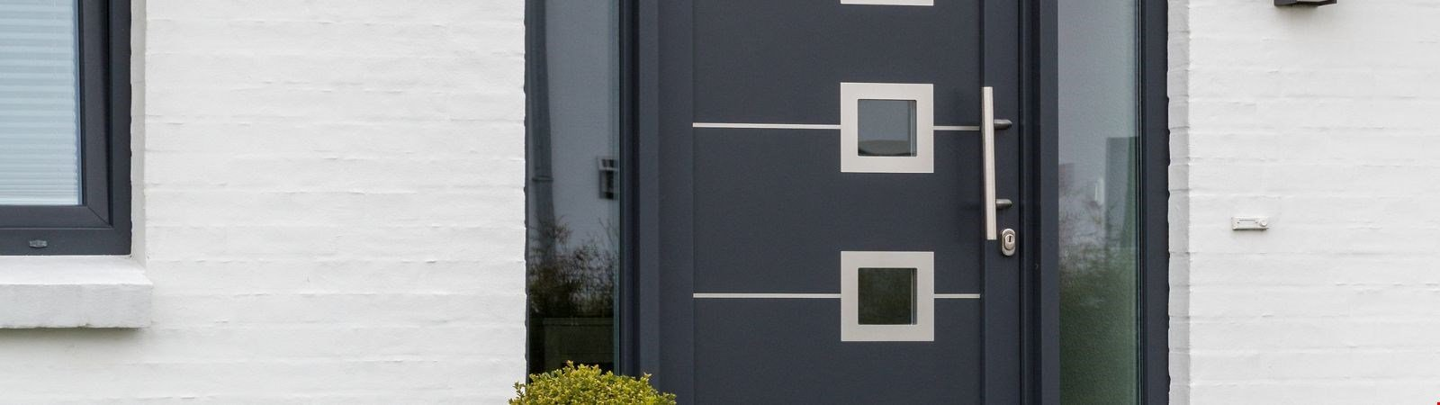 Haustür kaufen: Wärmegedämmt, sicher und elegant