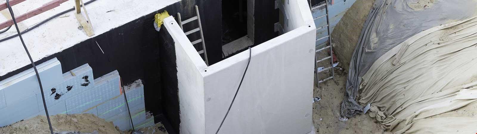 Perimeterdämmung: Kellersanierung und Ausbau
