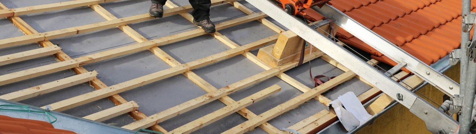 Dachsanierung: Modernisieren und Energiekosten senken