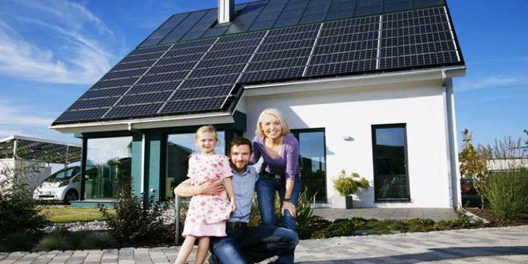 Photovoltaik für das Haus