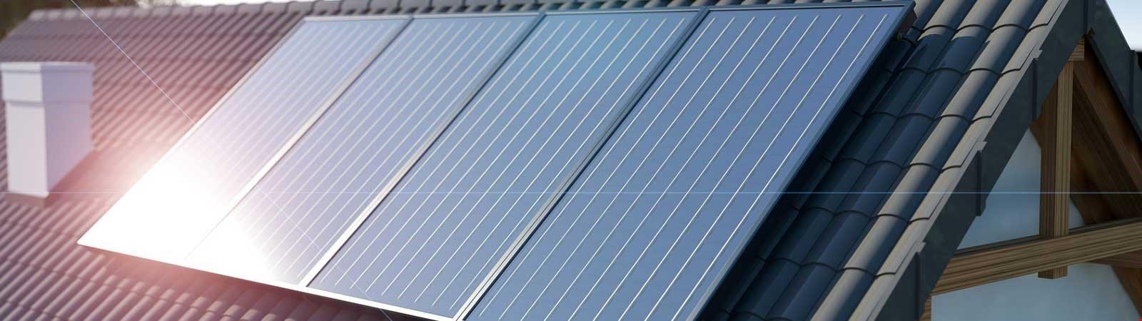Solarenergie: Heizungswärme und Strom aus Sonnenlicht