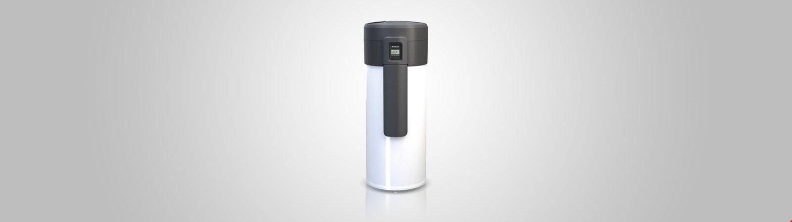 Brauchwasser-Wärmepumpe: Warmwasser durch Umweltenergie